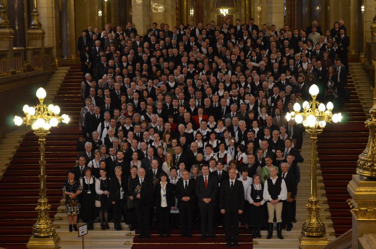Ünnepi konferencia az Országházban a Vallásszabadság Éve alkalmával