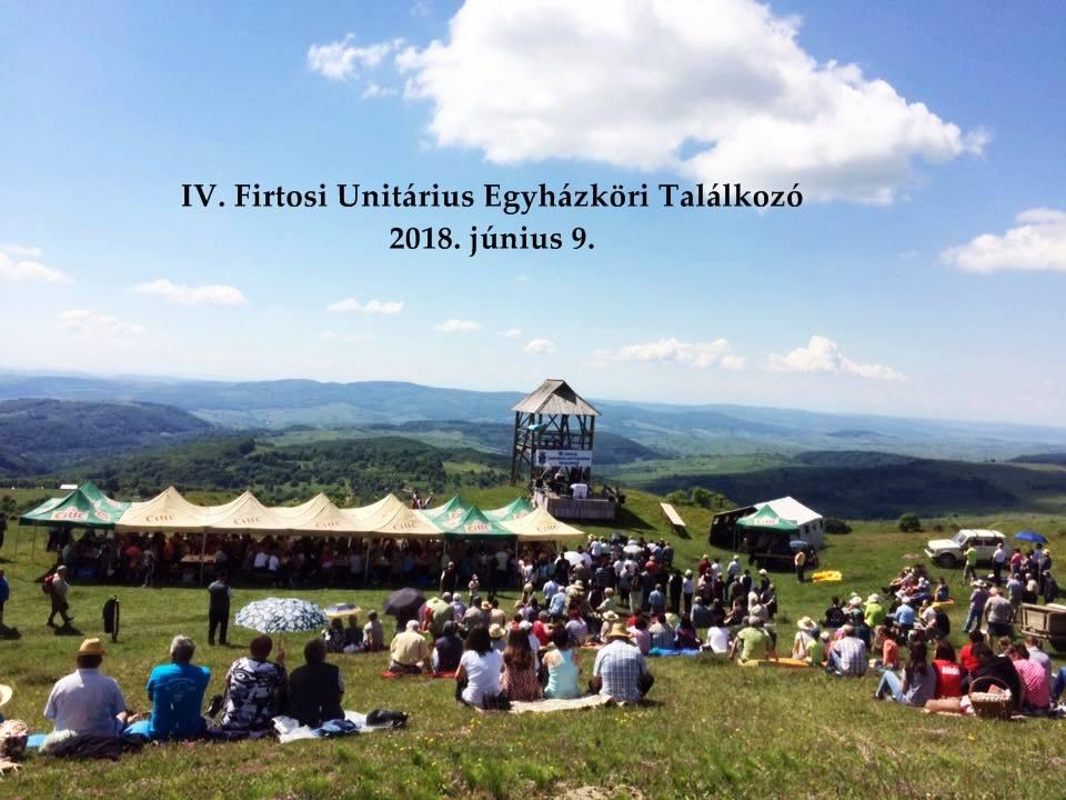 IV. Firtosi Unitárius Egyházköri Találkozó