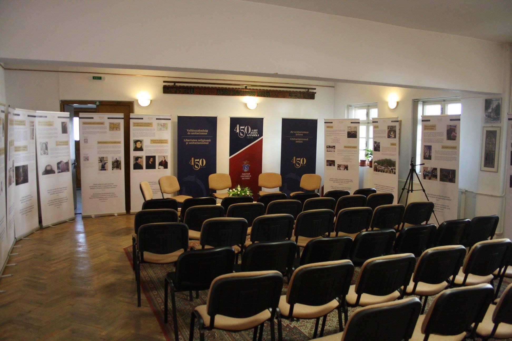 Szakmai konferencia és jubileumi kiállítás Nagyváradon