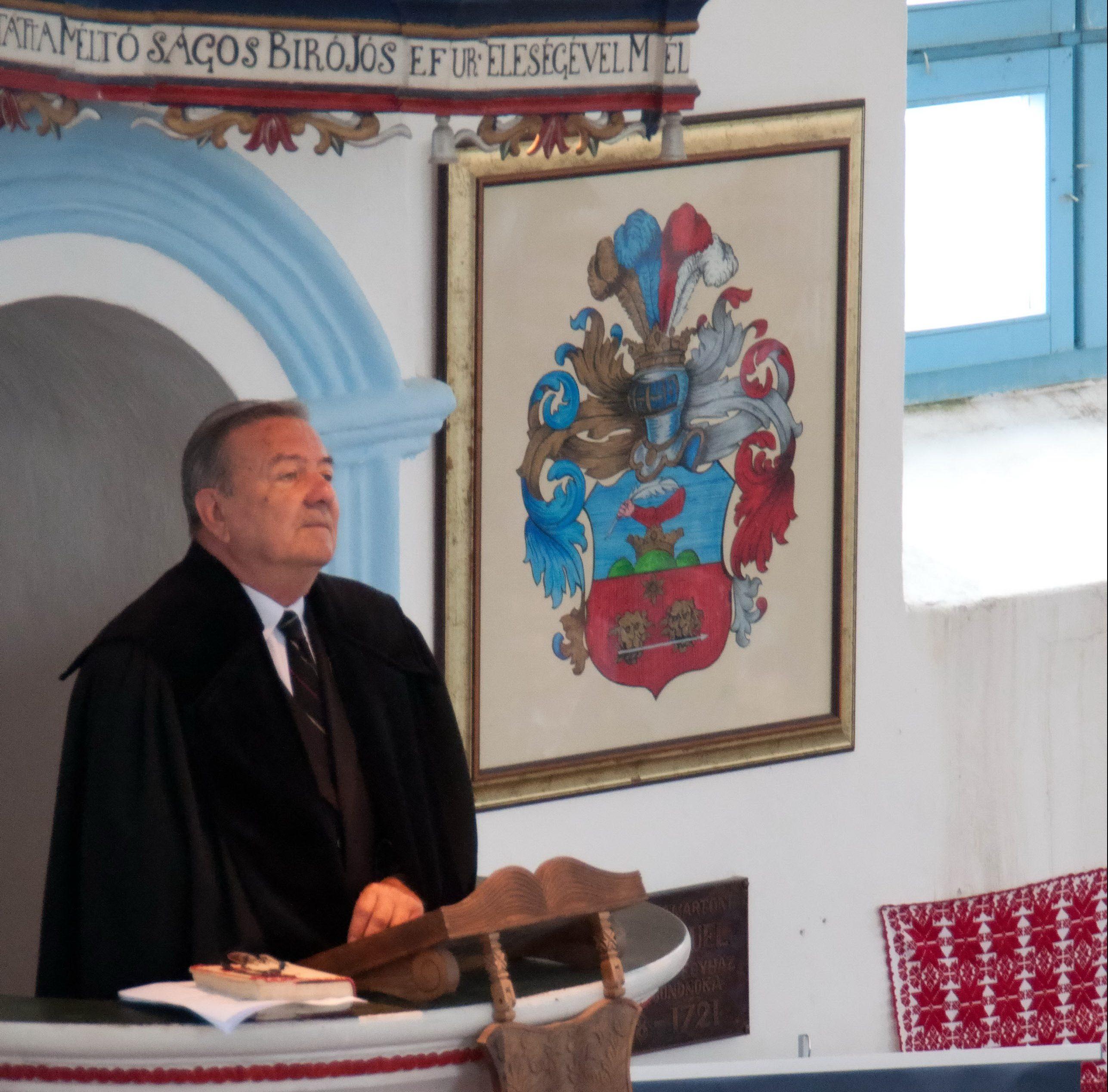 Nagy-Homoród menti unitárius egyházközségek hálaadása