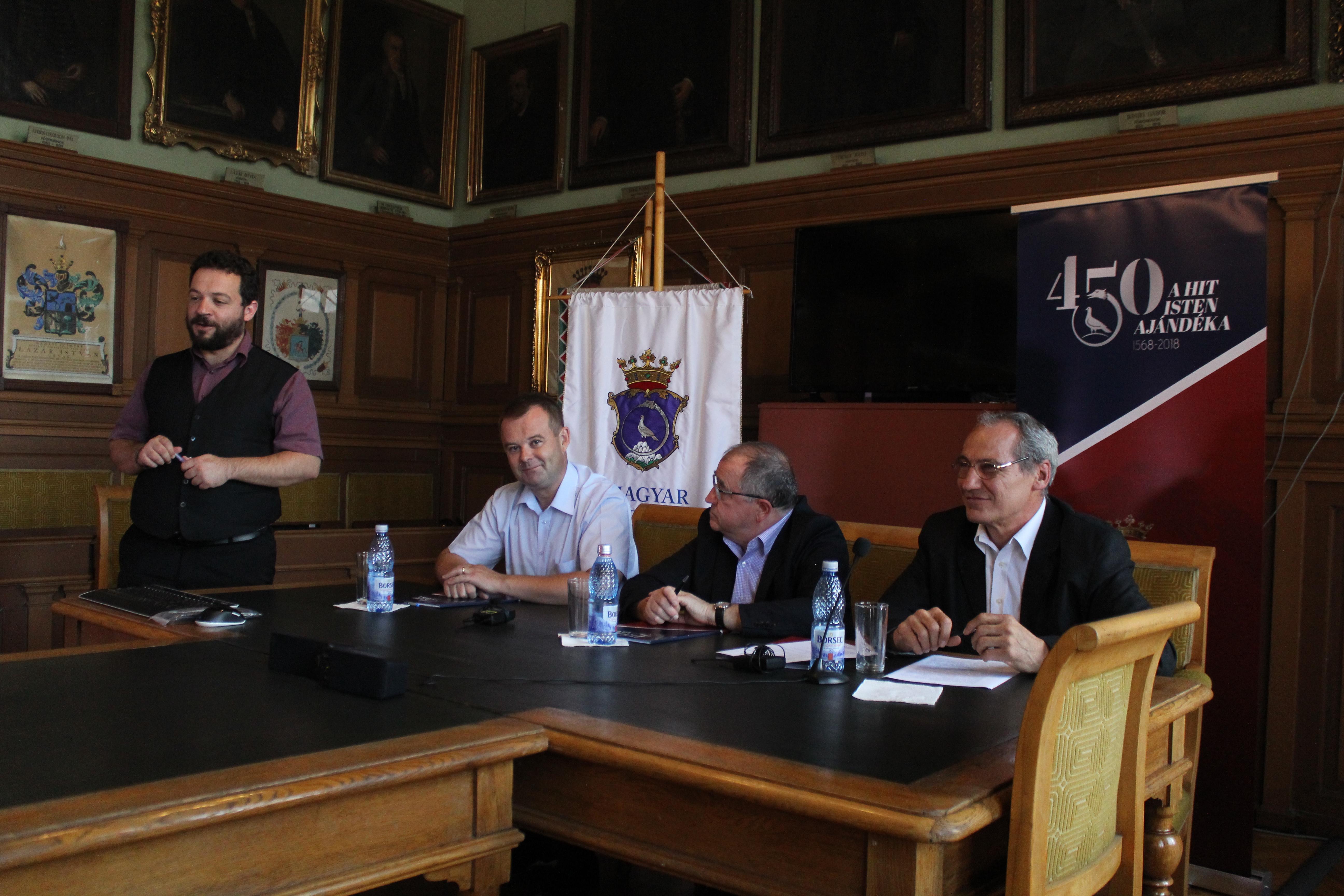 Sajtóközlemény: A Vallásszabadság Házának avatóünnepsége Kolozsváron