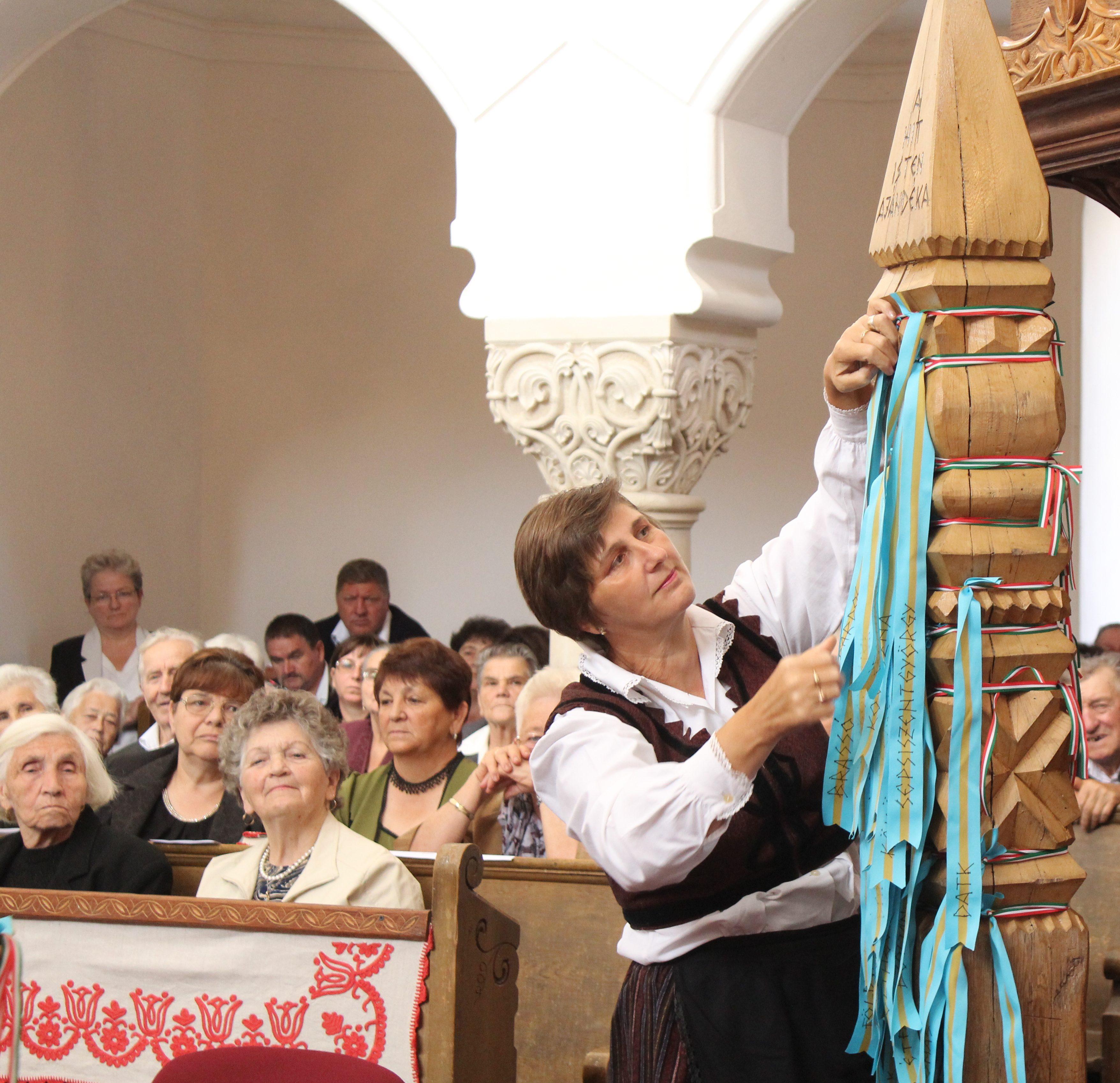 Háromszék-Felsőfehéri Unitárius Egyházköri találkozó Bölönben