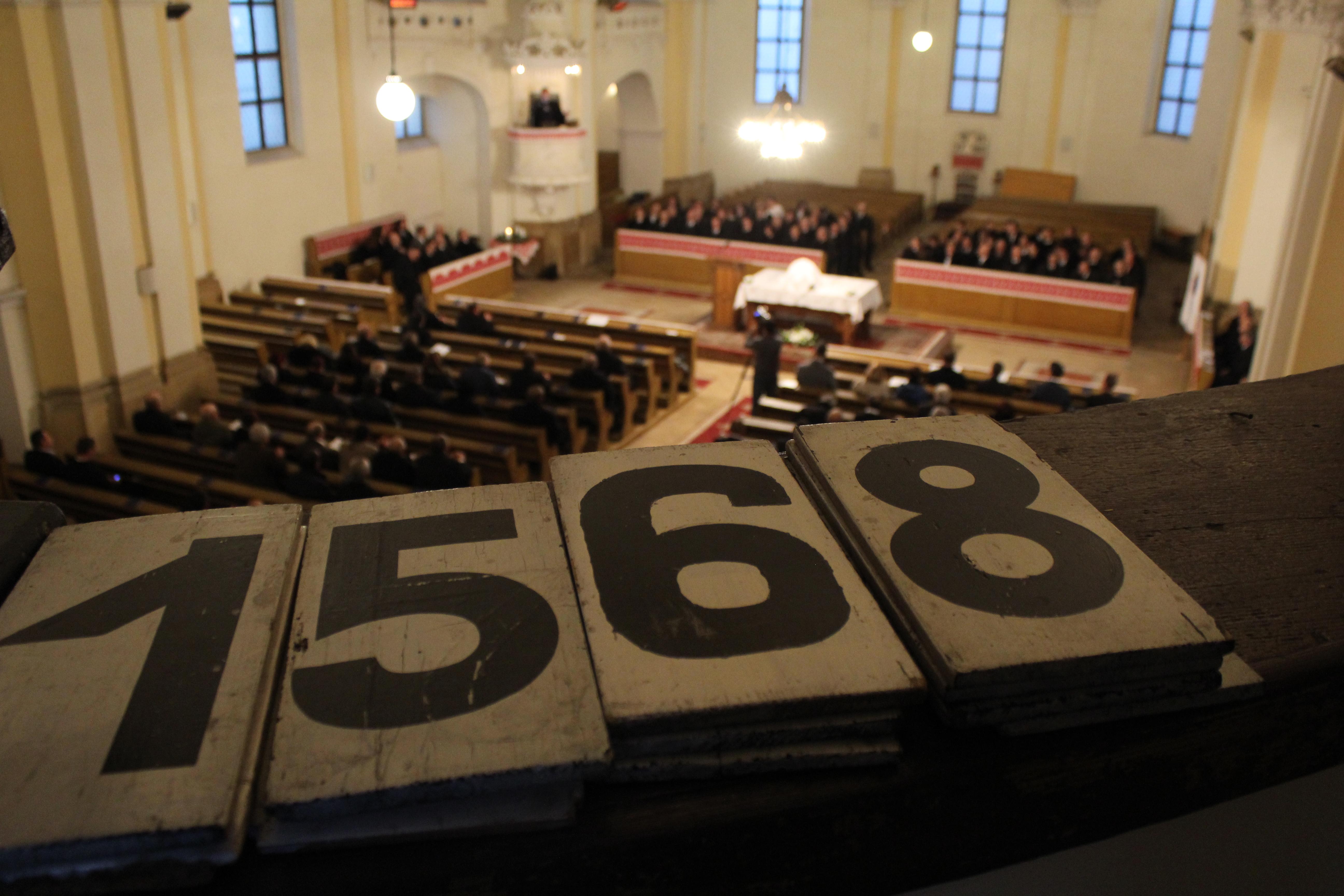 A Magyar Unitárius Egyház ünnepi zsinati ülése