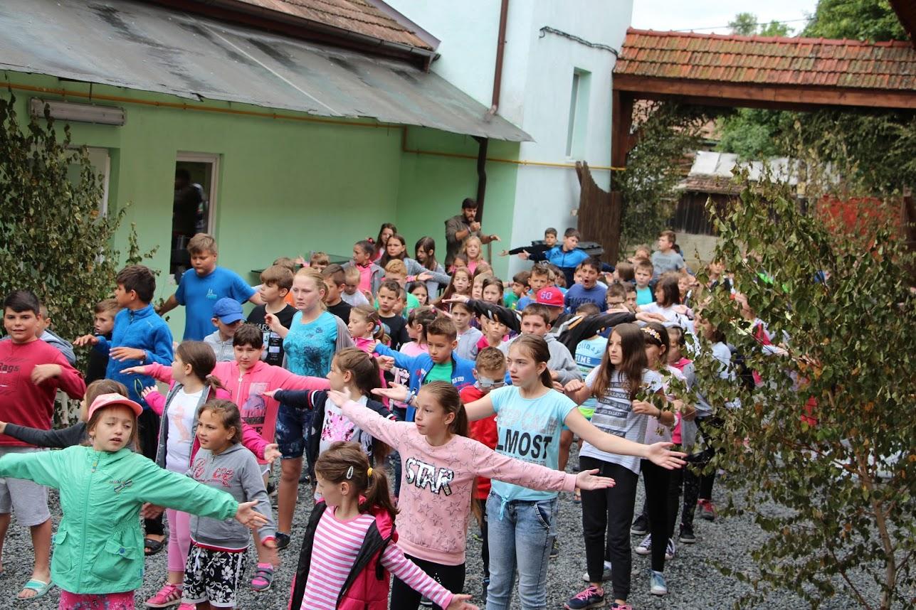 Várfalvi gyermektábor8–11 éveseknek