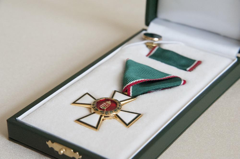 Magyar állami kitüntetettek