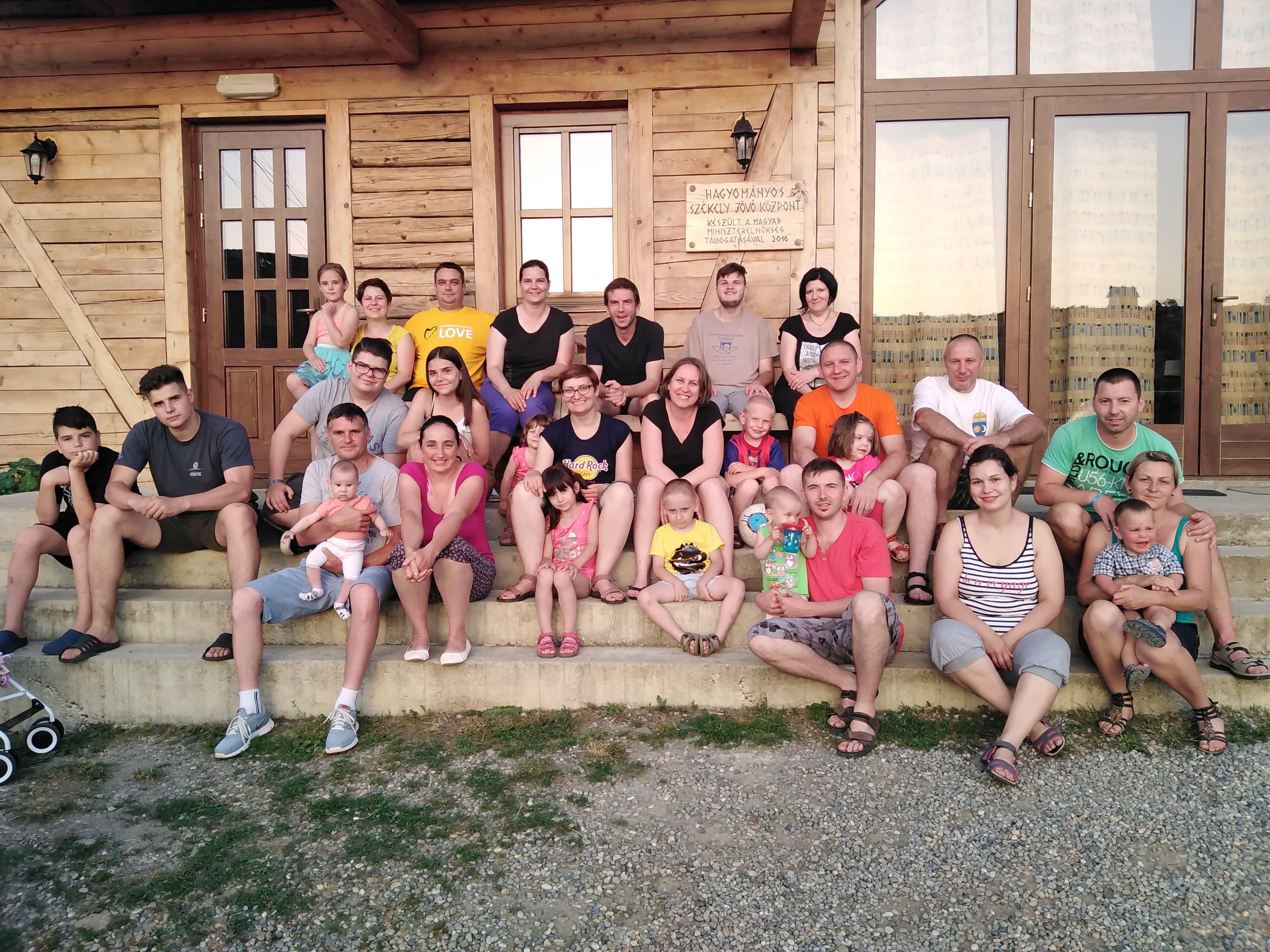 Élménybeszámoló az idei családos táborról