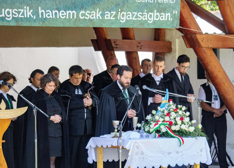 XXI. Szejkefürdői Unitárius Találkozó