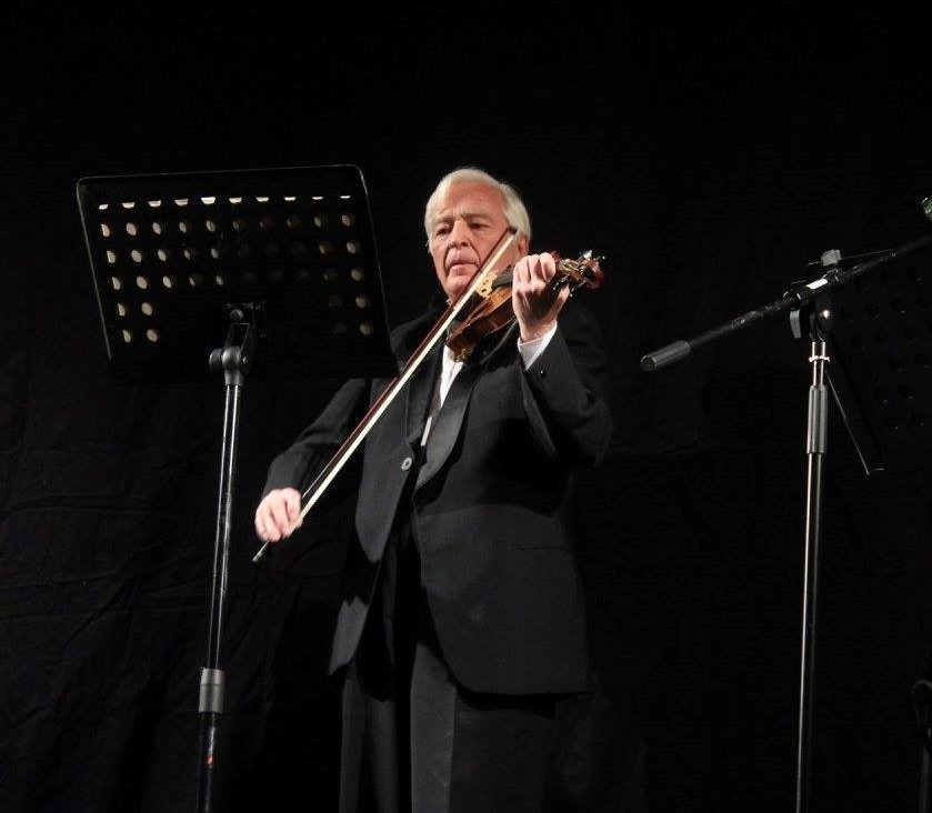 Kitüntette Márkos Albert hegedűművészt a Magyar Művészeti Akadémia