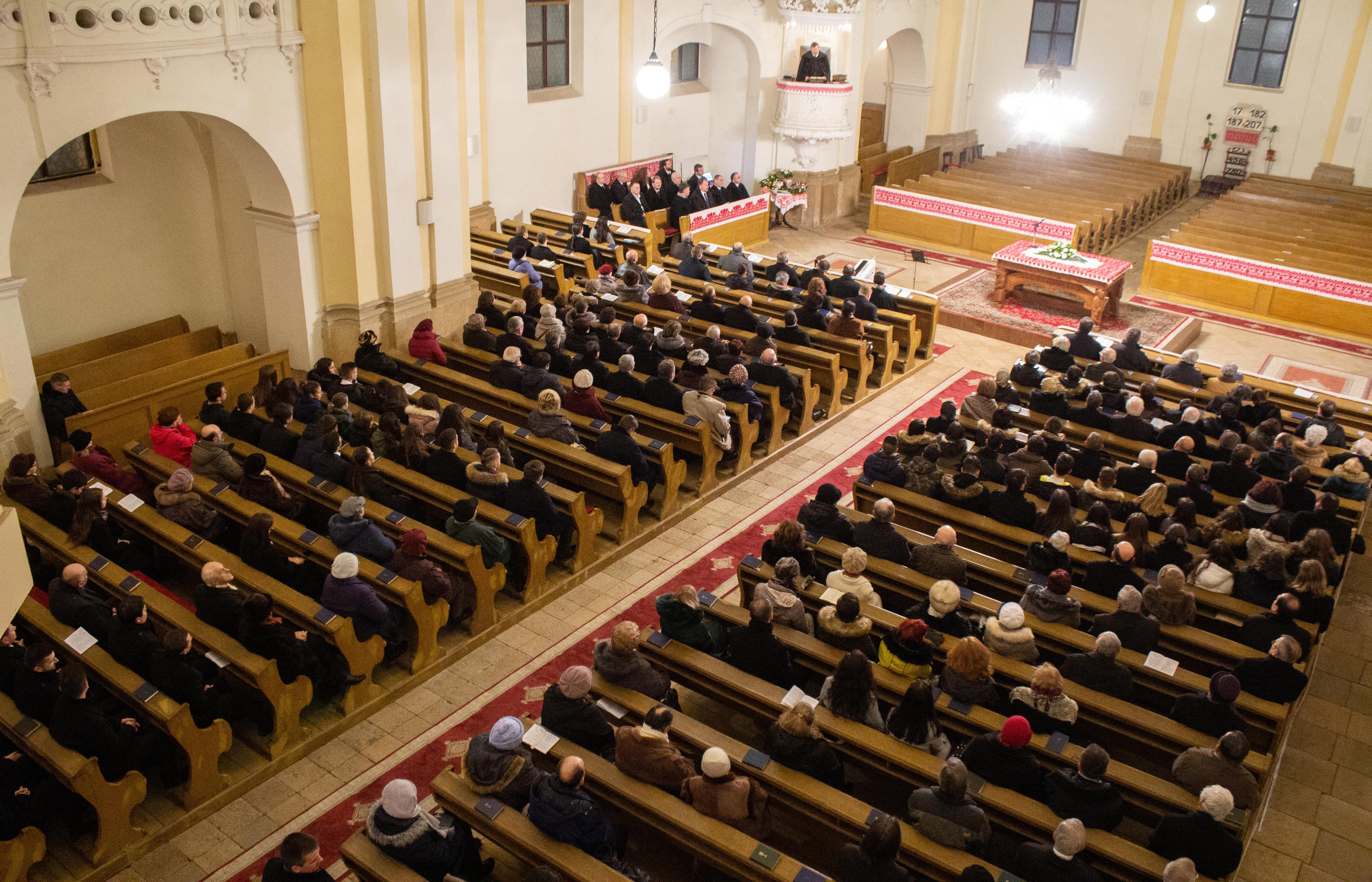 A felelősség évét hirdette meg Bálint Benczédi Ferenc püspök