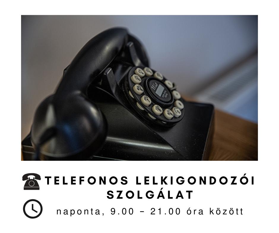 Telefonos lelkigondozói szolgálat