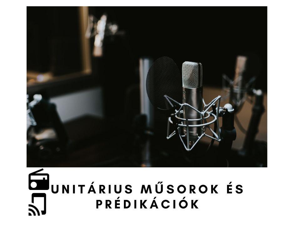 Unitárius műsorok és prédikációk