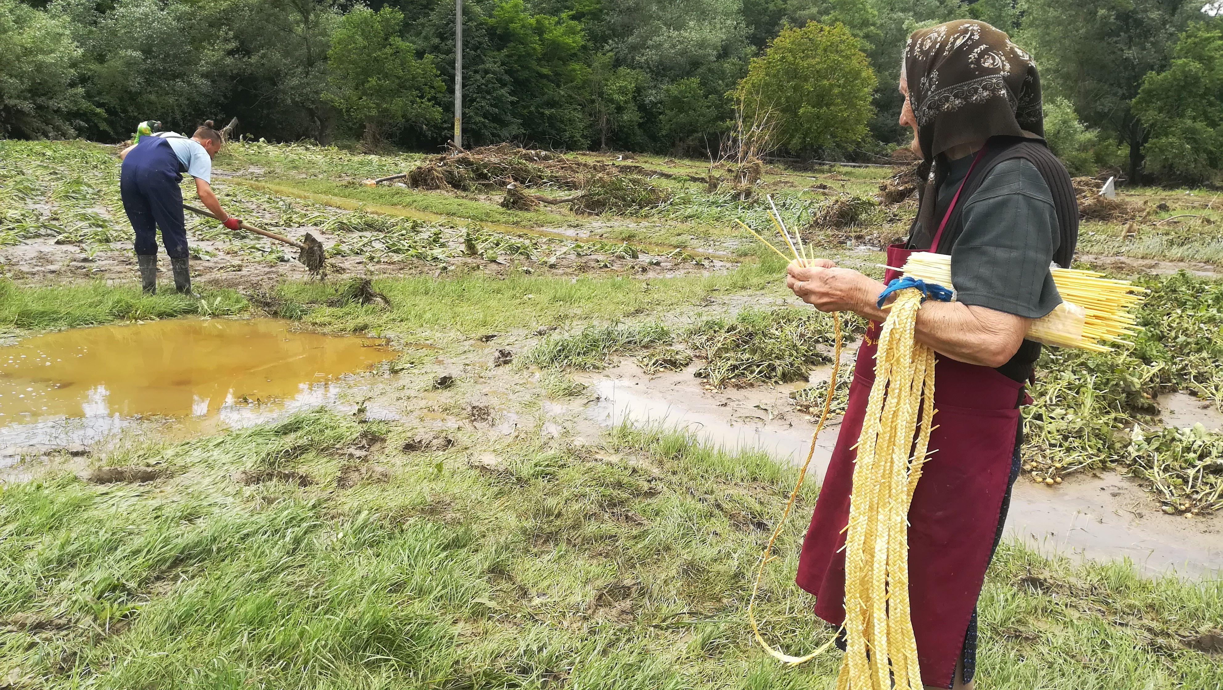 Unitárius egyházi kaláka a ravai árvíz nyomán
