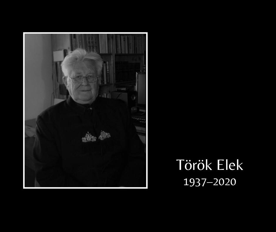 In memoriam Török Elek