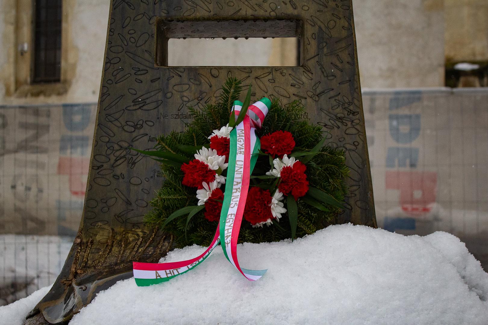 Vallásszabadság napi ünnepség Tordán és Kolozsváron