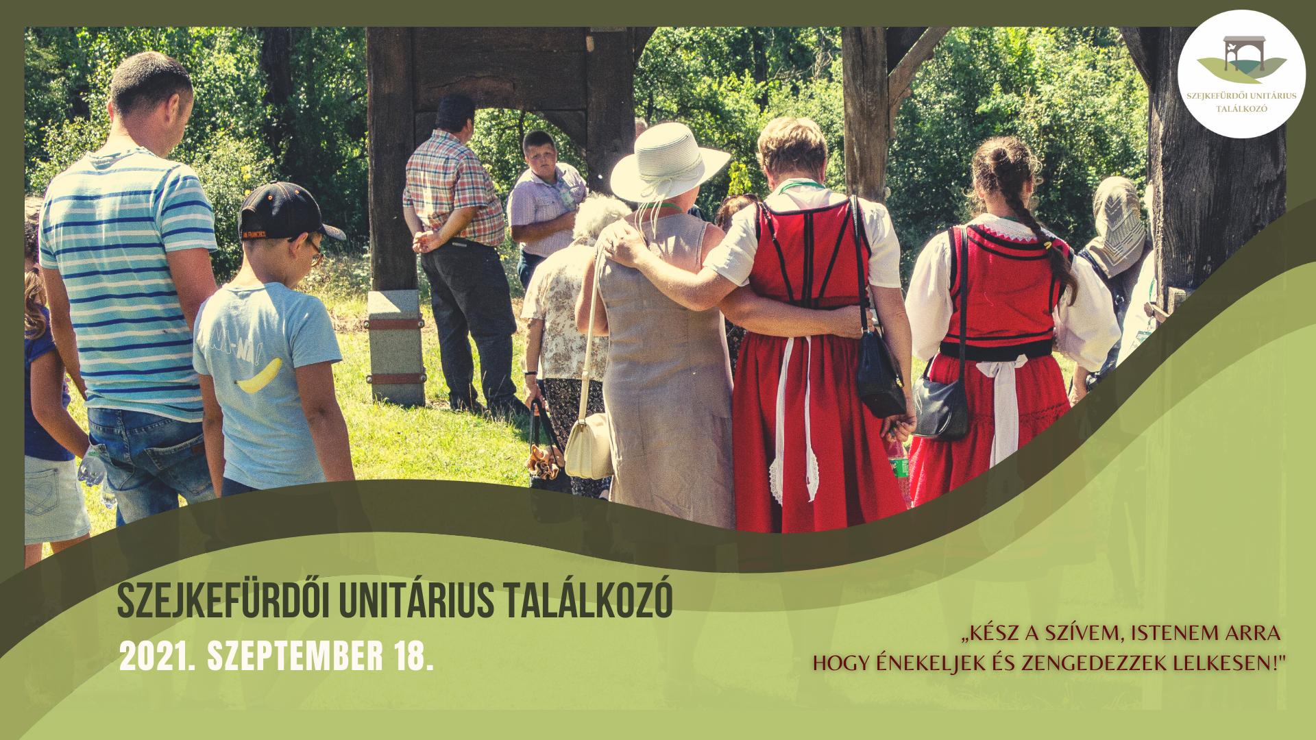 Szejkefürdői Unitárius Találkozó