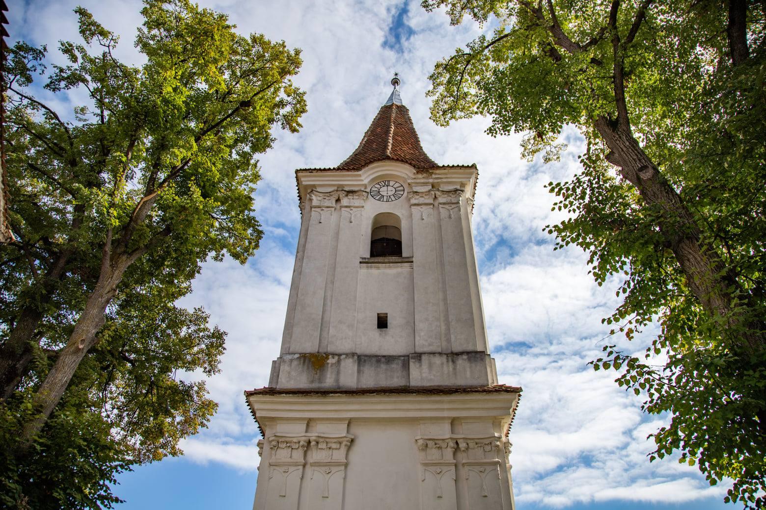 Kétszáz éves a Felsőrákosi Unitárius Egyházközség templomtornya