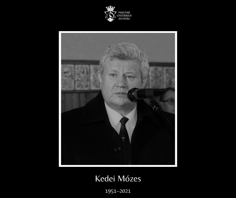 In memoriam Kedei Mózes